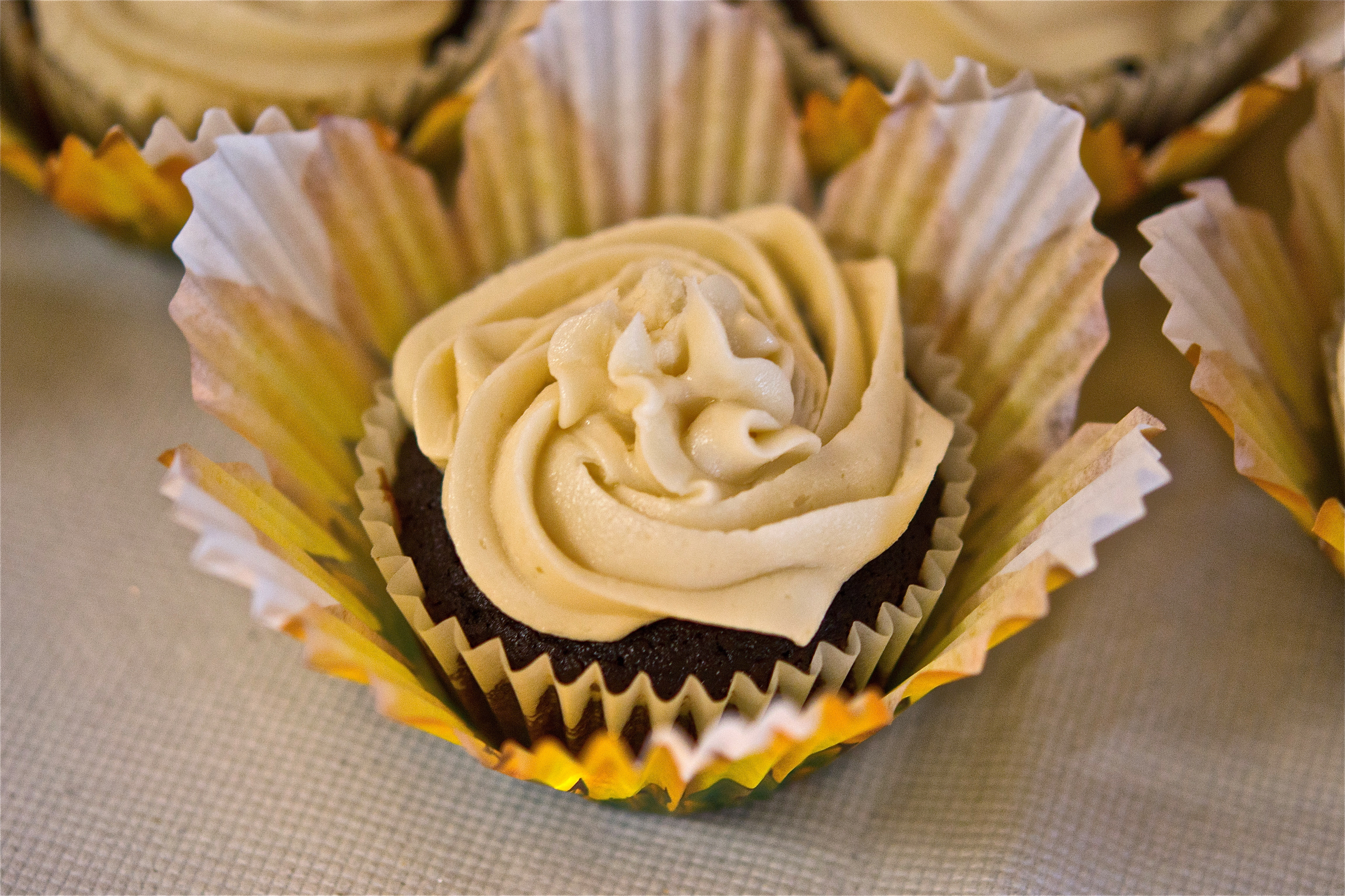 Chocolate Stout Cupcakes With Vanilla Stout Buttercream Recipes ...