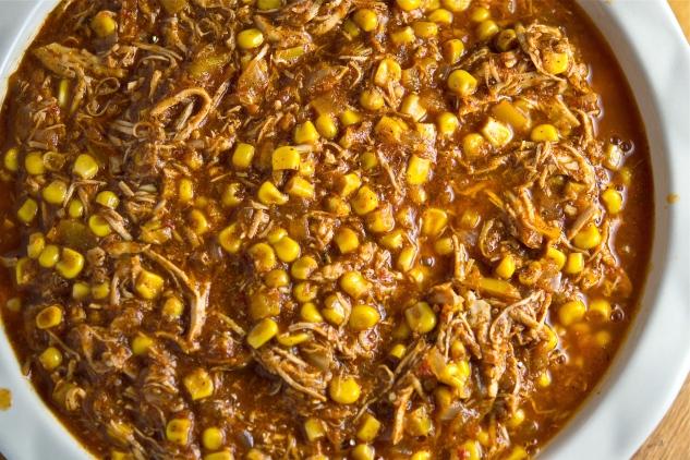 Chicken & Corn Chili 1