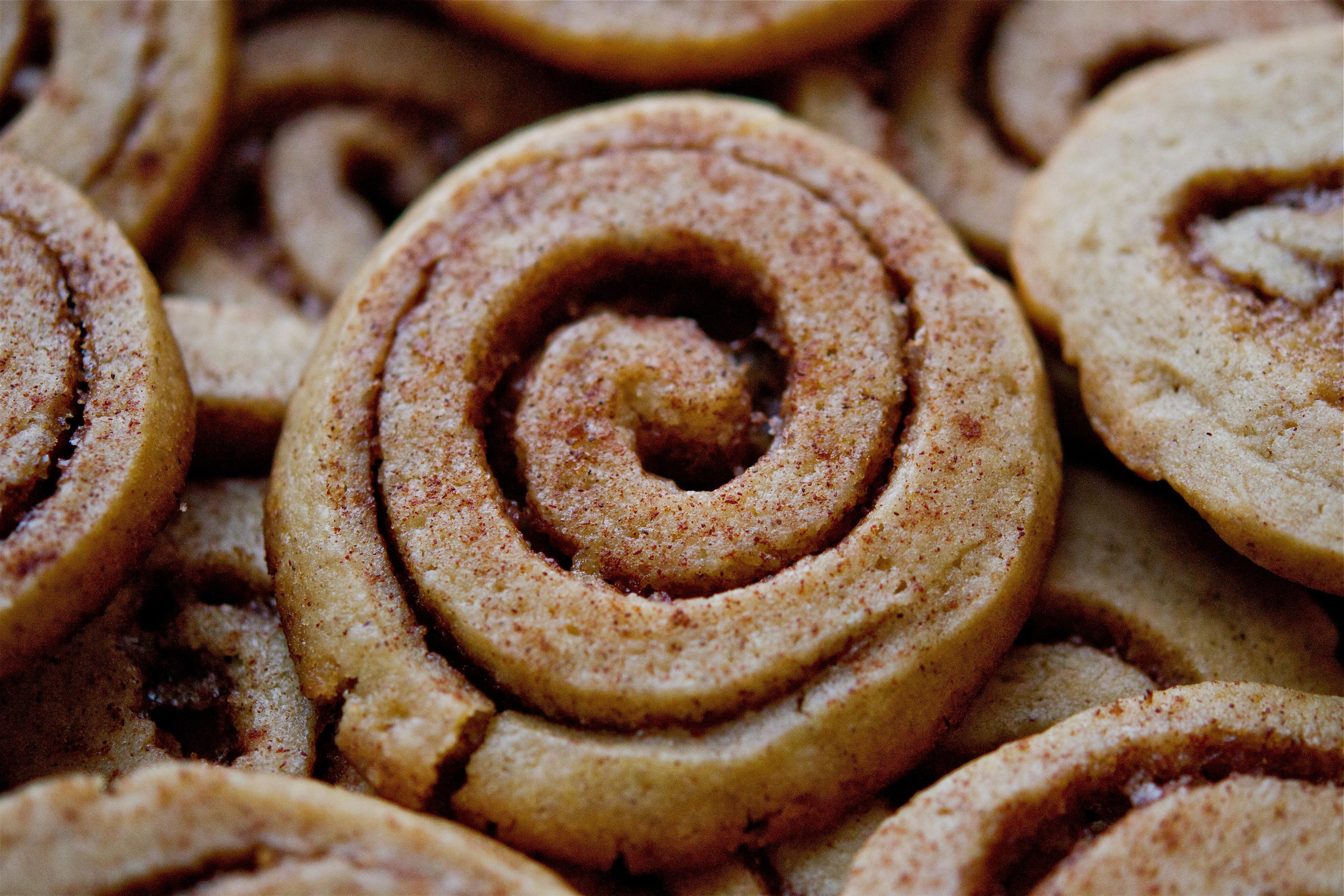 Cinnamon Bun Cookies The Classical Kitchen Via