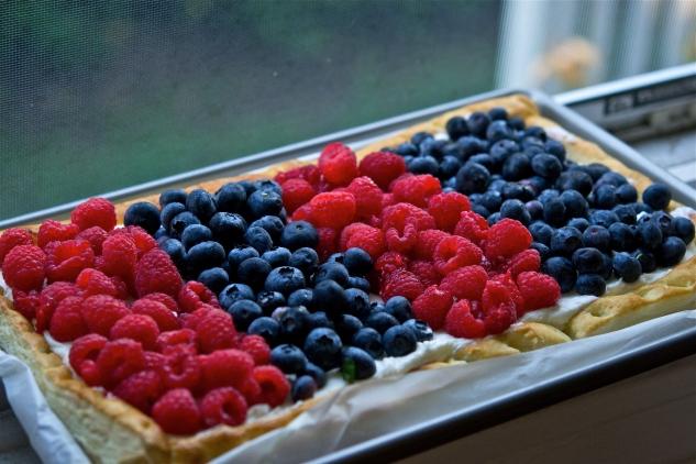 Mixed Berry Tart 1