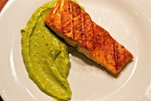 Salmon Avocado 2