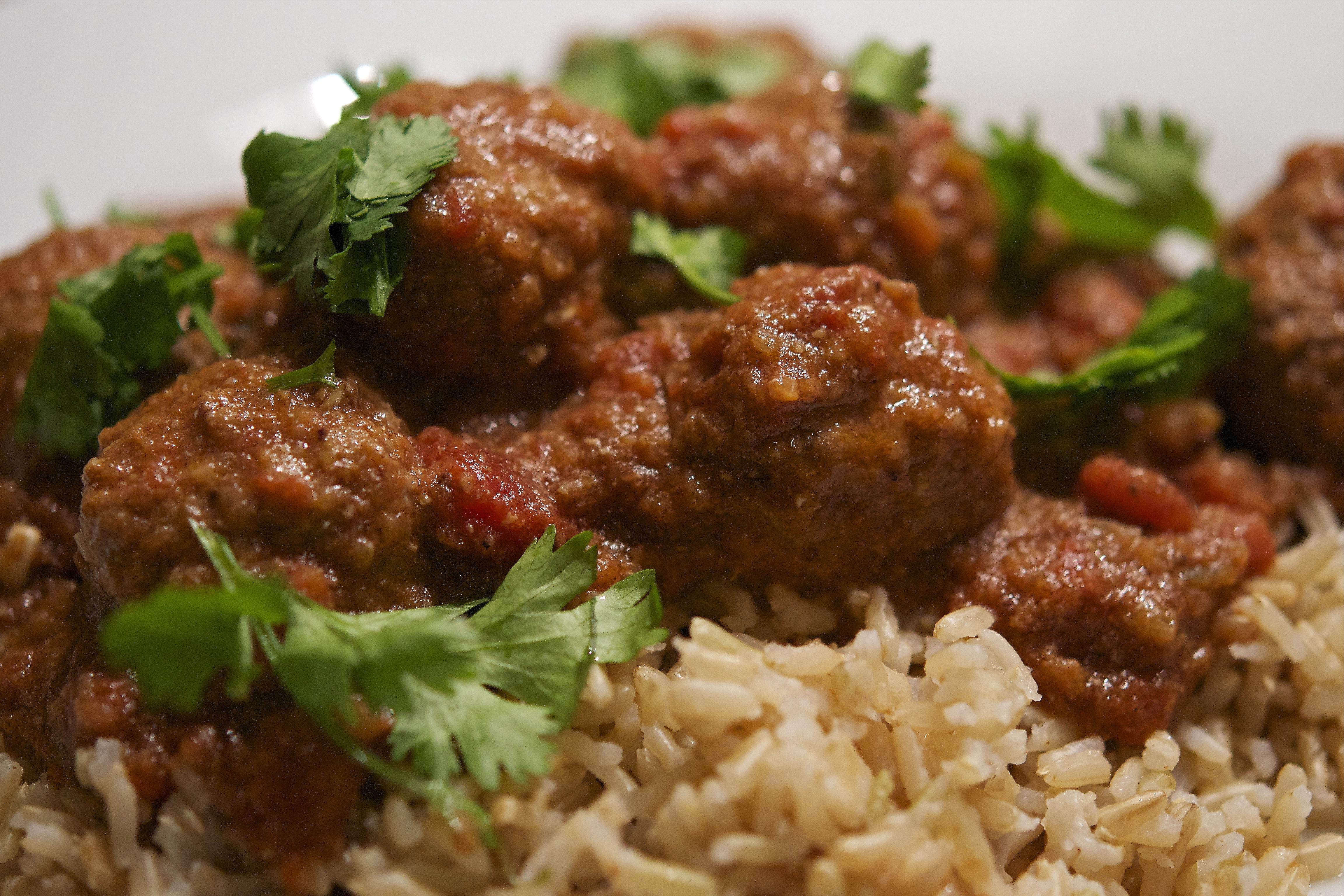 Spicy Lamb Meatballs Recipe Spicy Lamb Meatballs Recipe new images