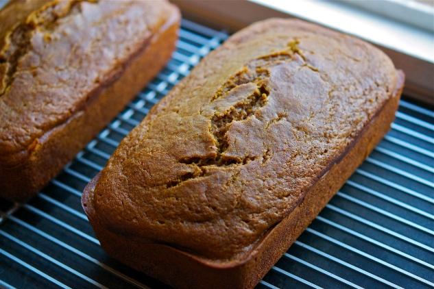 Pumpkin-Beer Bread