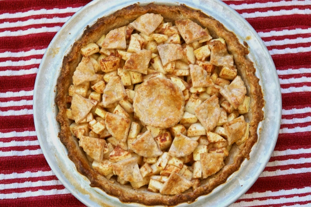 Apple Spice Pie 1