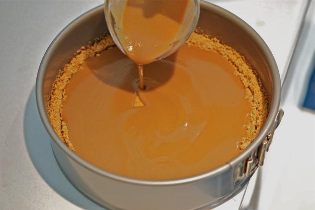 Bourbon Pumpkin Tart 2