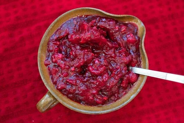 Cranberry Sauce 2