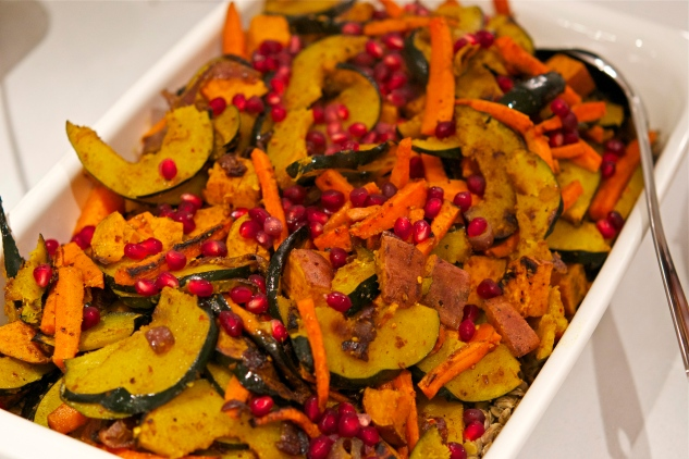 Indian-Spiced Vegetables 2