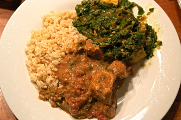 Tikka and Saag