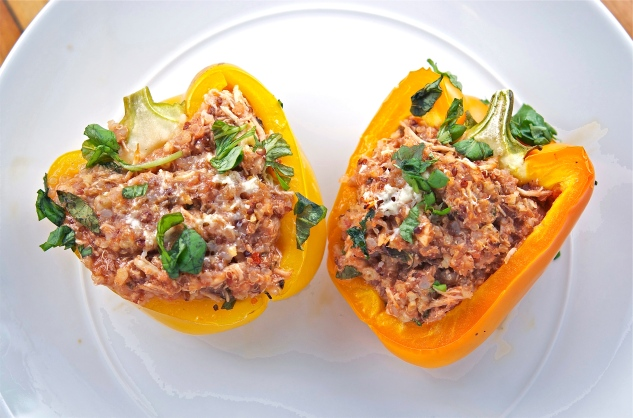 Stuffed Bell Peppers 5