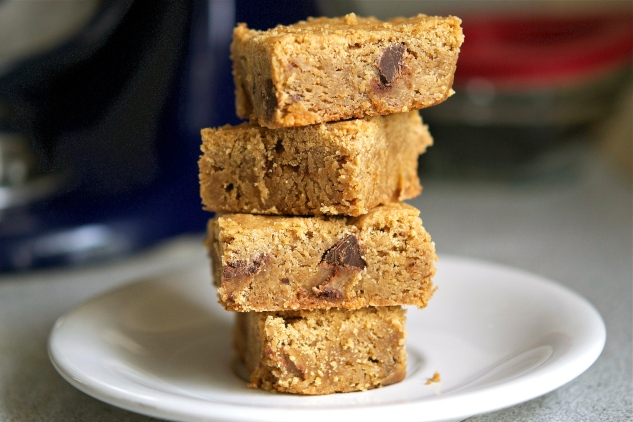 Bourbon Blondies 1