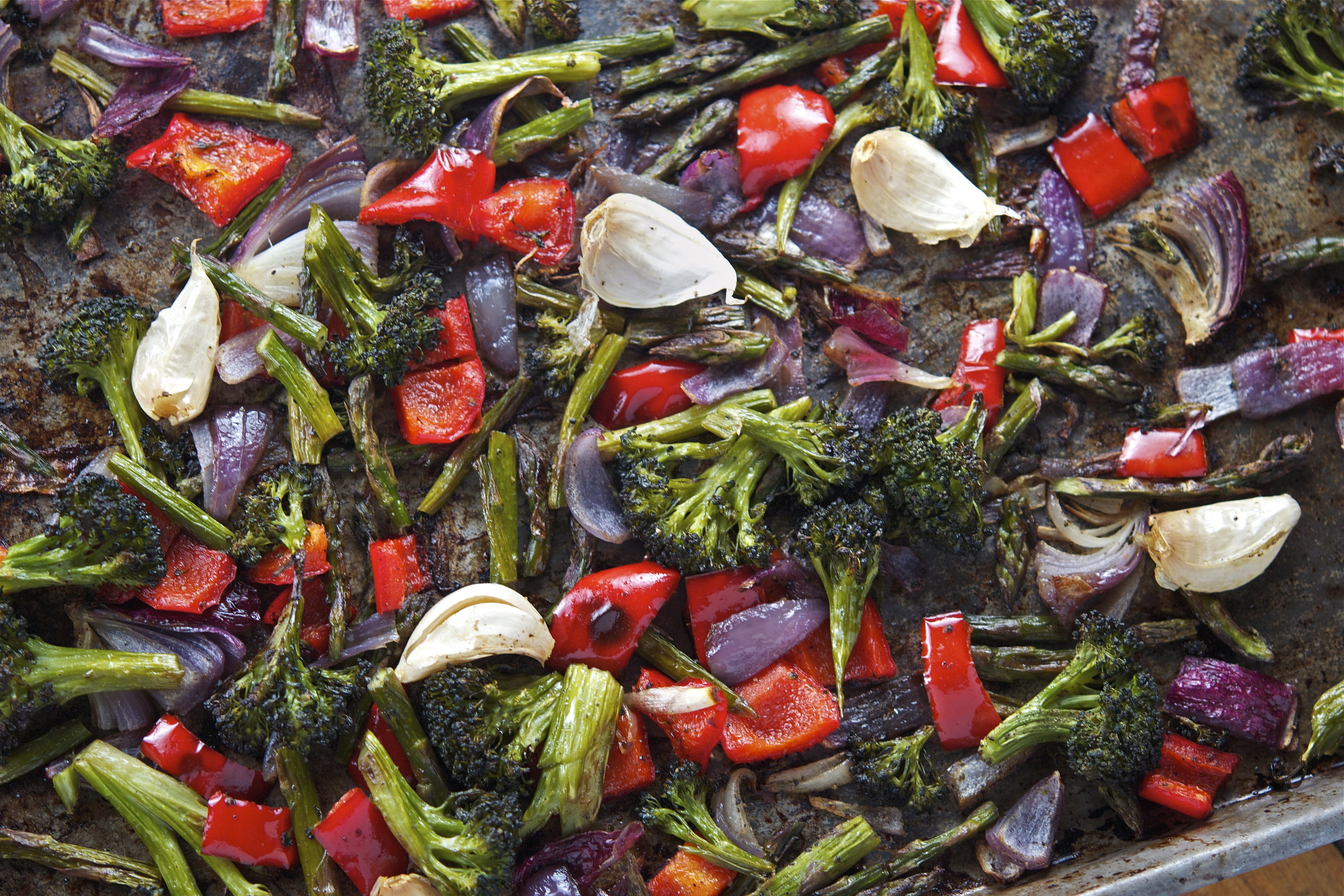 how to cook vegetables without oil