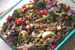 Vegetable Farro Salad 5