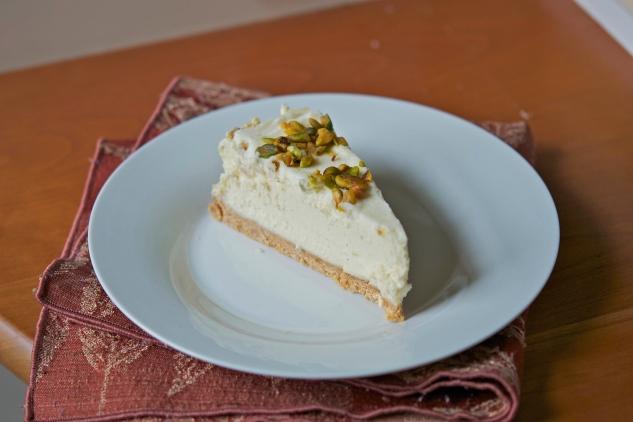 Cardamom Cheesecake 3