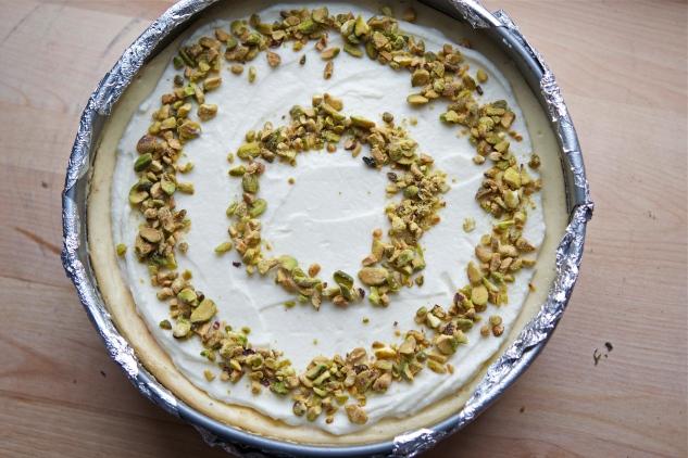Cardamom Cheesecake 4
