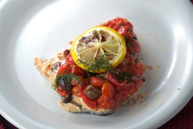 Mediterranean Salmon 2