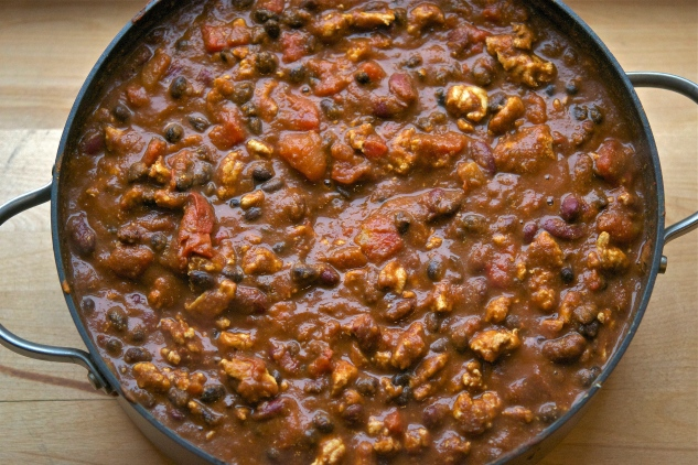 Turkey Chili 2