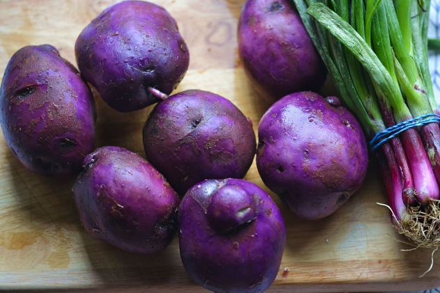PurplePotatoes